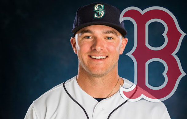 John Andreoli Seattle Mariners to Boston Red Sox